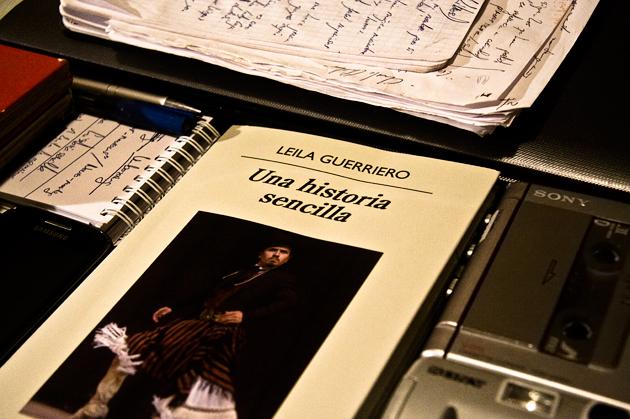 Una historia sencilla es un reportaje de la periodista Leila Guerriero sobre una danza tradicional gaucha, el malambo. Publicado por Anagrama