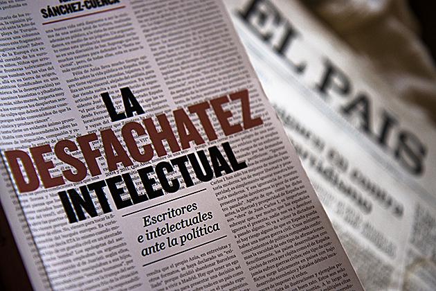 La desfachatez intelectual, por Ignacio Sánchez-Cuenca